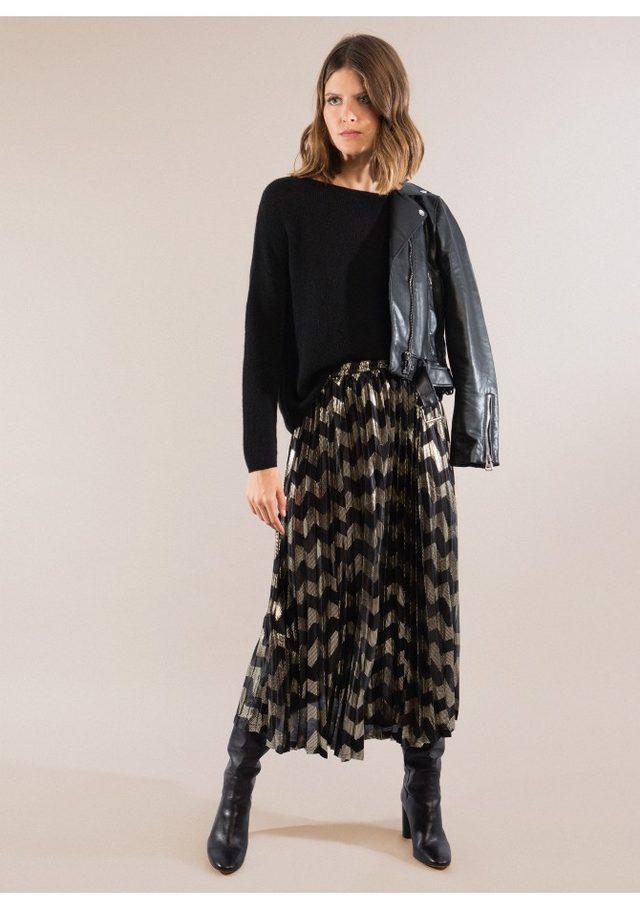 jupe plisseé taille unique