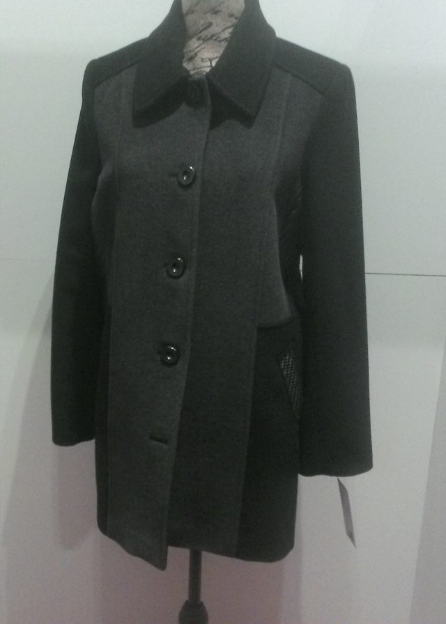 manteau en taille 48 et 52