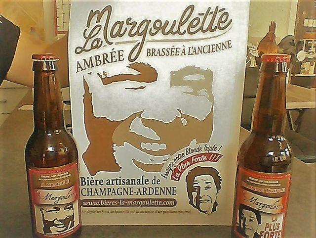 Bière triple Blonde La Plus Forte 33 cl
