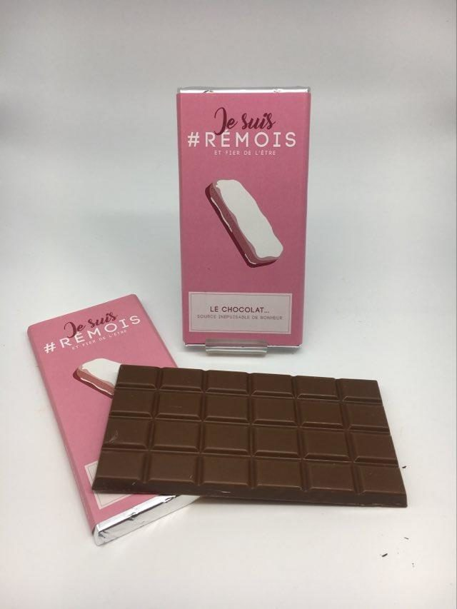 #je suis rémois BR chocolat caramel