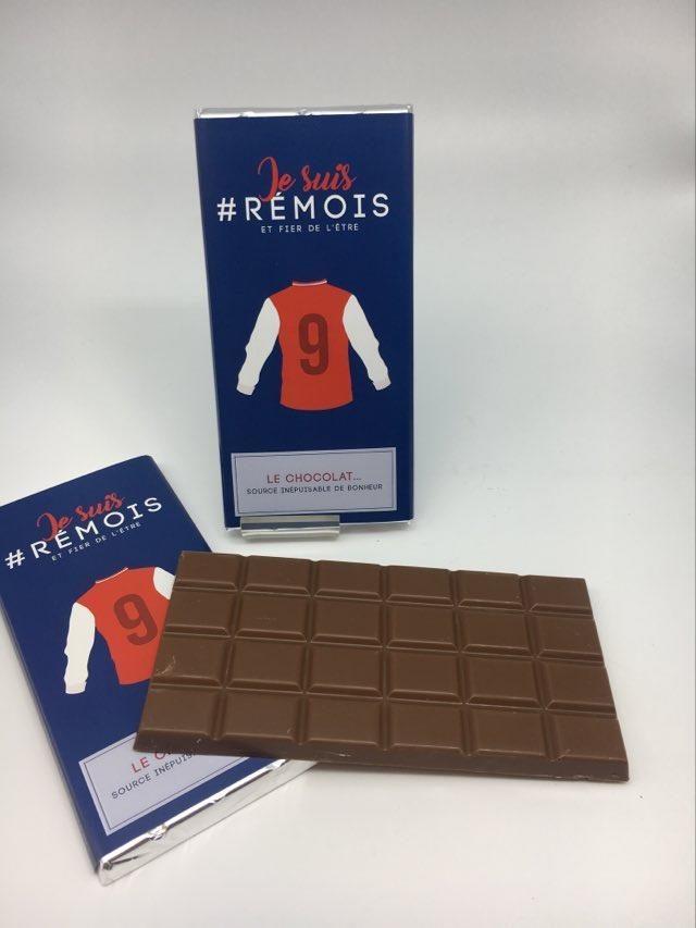 #je suis rémois MF chocolat caramel