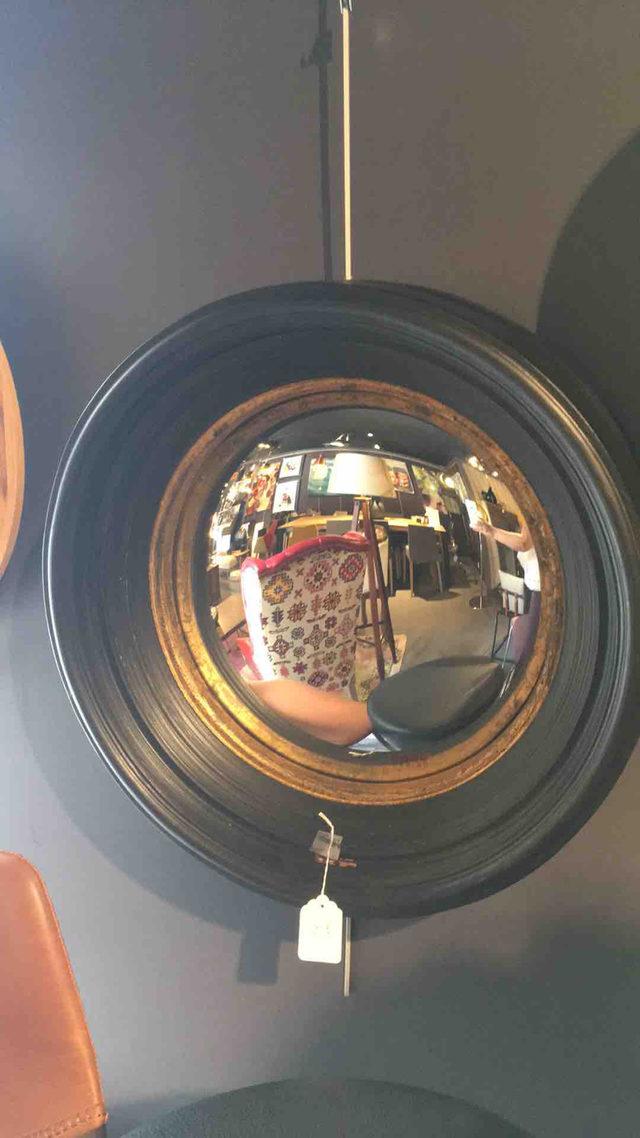Miroir convex 2