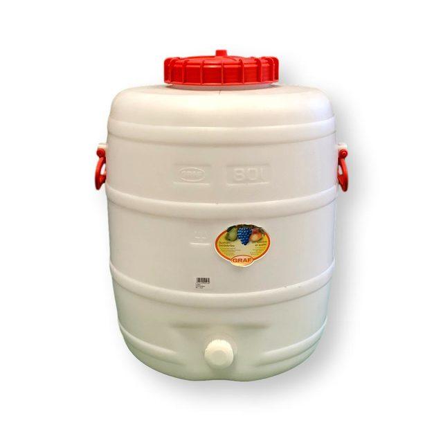 Tonnelet cylindrique - 80L