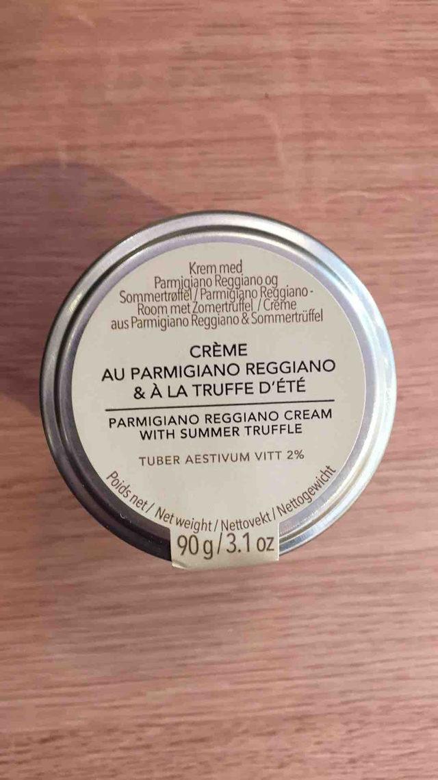 Crème de Parmesan à la truffe d'Été Oliviers&co