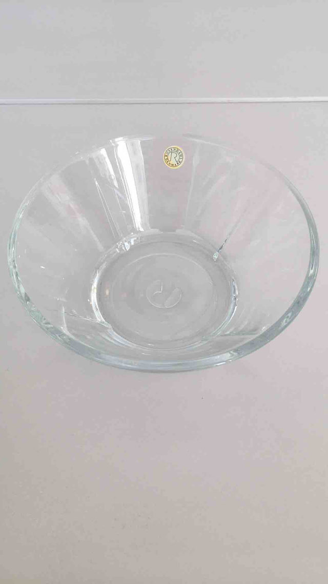 Ensemble bols en verre