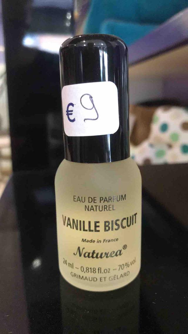 Eau de parfum naturel