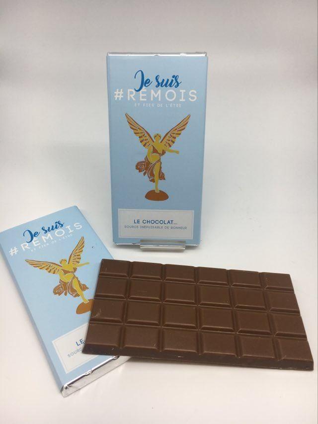 #je suis rémois LV chocolat caramel
