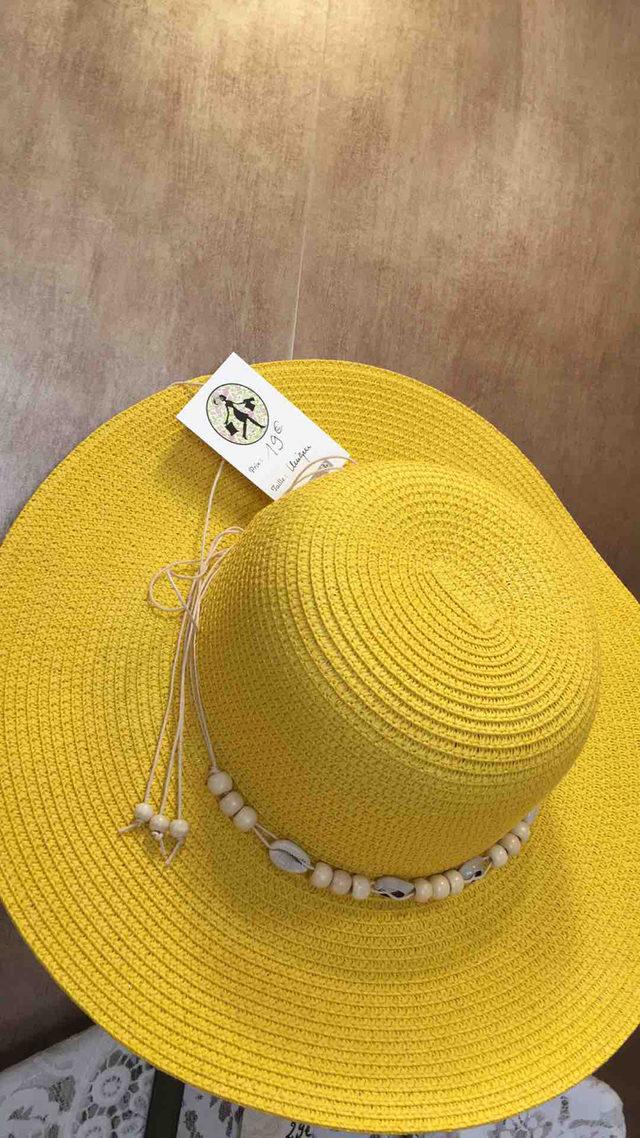 Chapeau fantaisie taille unique