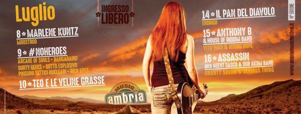 Ambria Music Festival: maturità a 13 anni