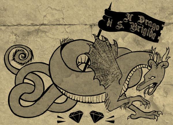 Bergamoscura #2: il drago di Santa Brigida