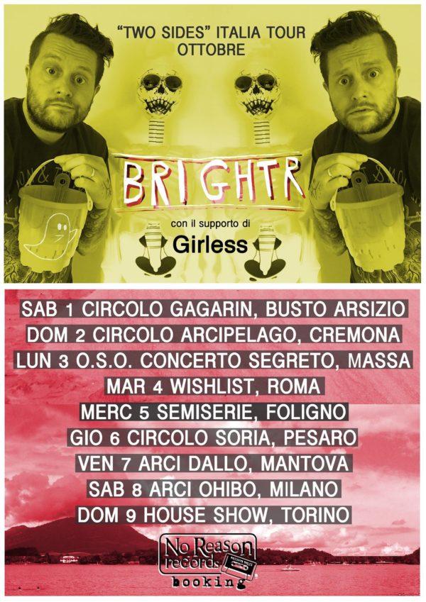 Torna in Italia Brightr