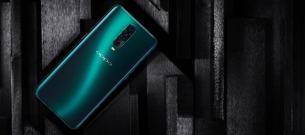 OPPO RX17 Pro Emerald Green