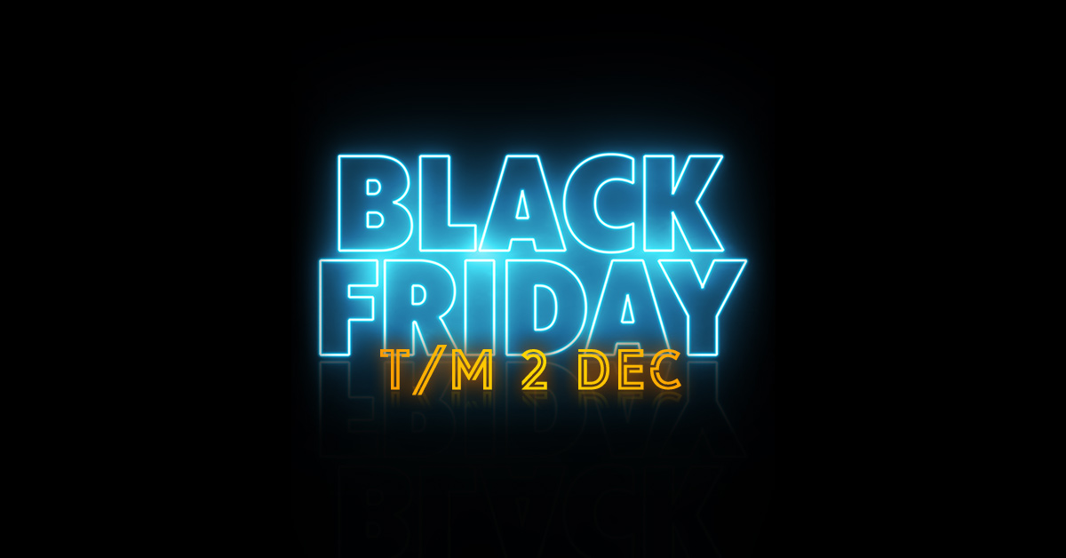 Black Friday bij Belsimpel