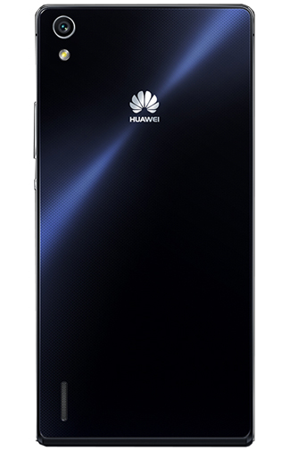 Huawei Ascend P7 Back