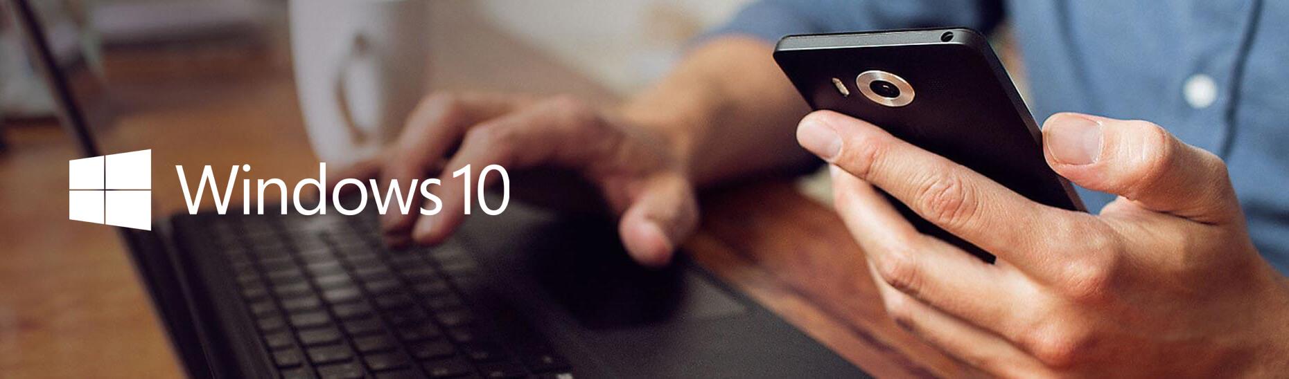 Windows 10: met één druk op de knop bij al je bestanden