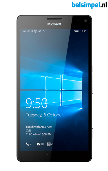 Microsoft presenteert Lumia 950 en Lumia 950 XL