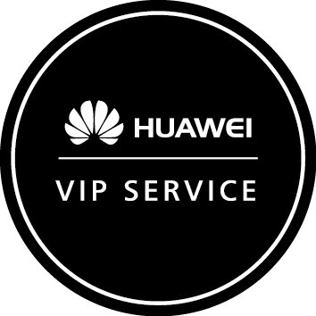Huawei VIP Service logo