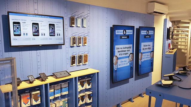Belsimpel winkel Utrecht