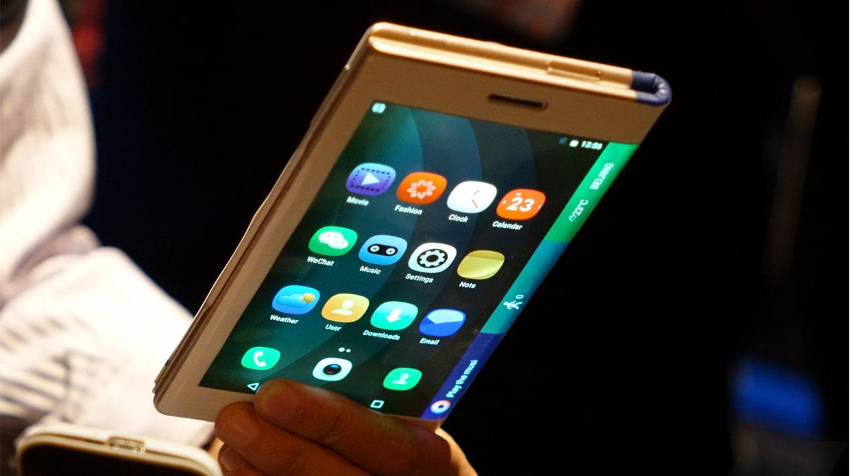 Samsung hoopt volgend jaar eerste opvouwbare smartphone uit te brengen