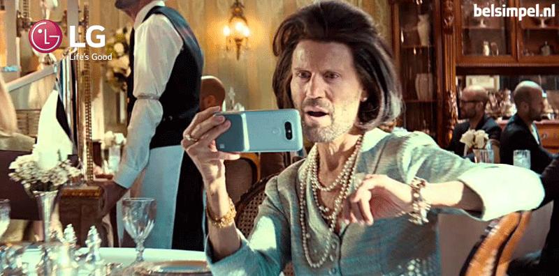 Van zombie tot soundtrack: creatieve smartphonereclames!