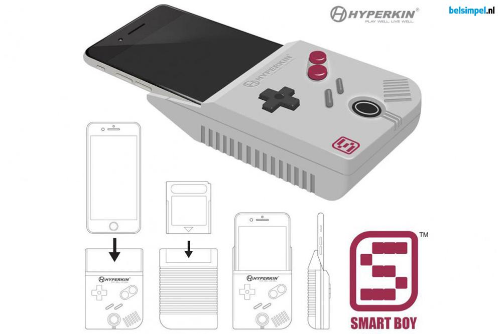 Maak van je Android-toestel een Game Boy!
