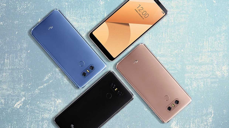 LG presenteert update voor de G6 én kondigt een nieuw toestel aan!
