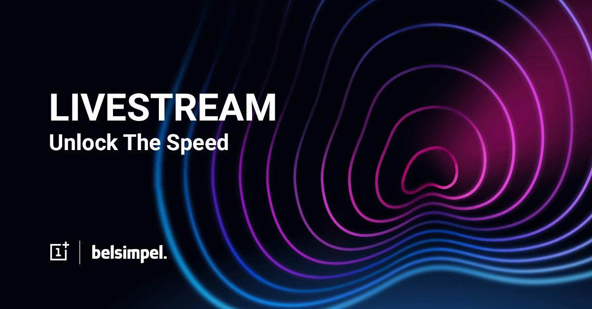 Zo volg je de livestream van de OnePlus 6T-onthulling om 16.00