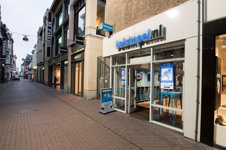 Belsimpel winkel Den Haag