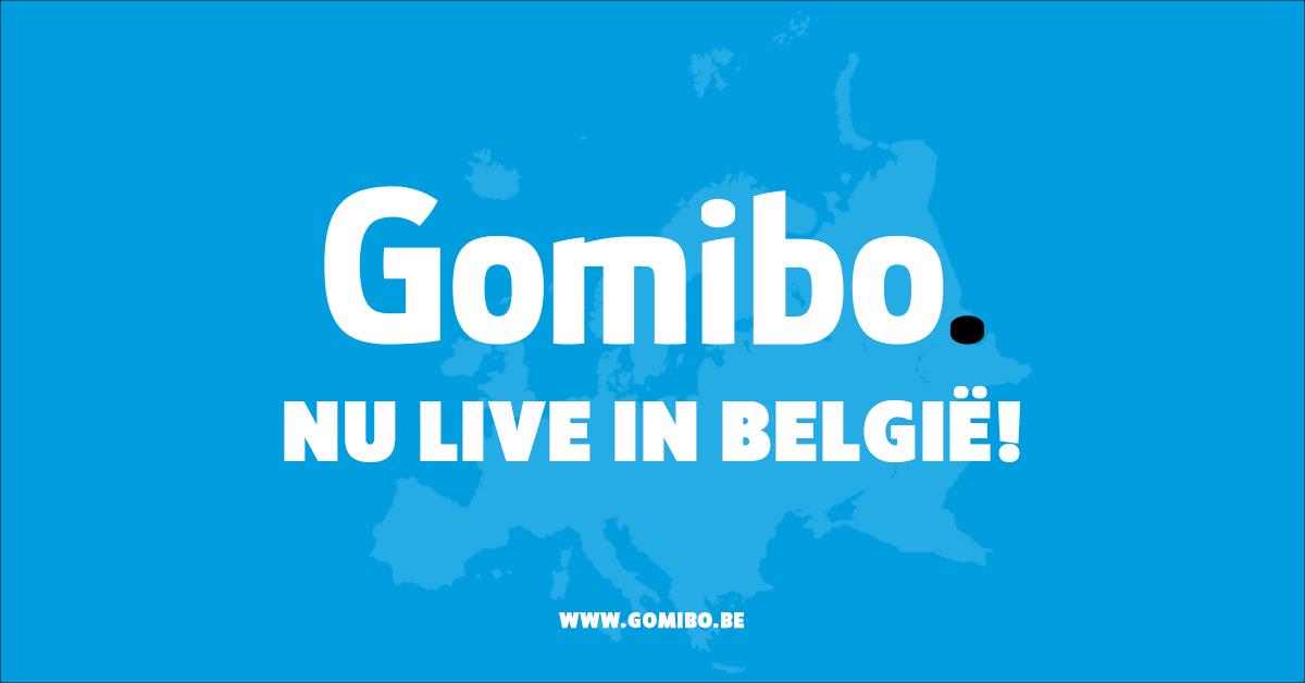 Belsimpel breidt onder internationale merknaam Gomibo uit naar België