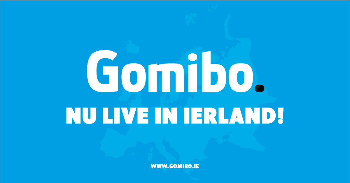 Nederlandse telefoonverkoper Belsimpel lanceert Gomibo.ie
