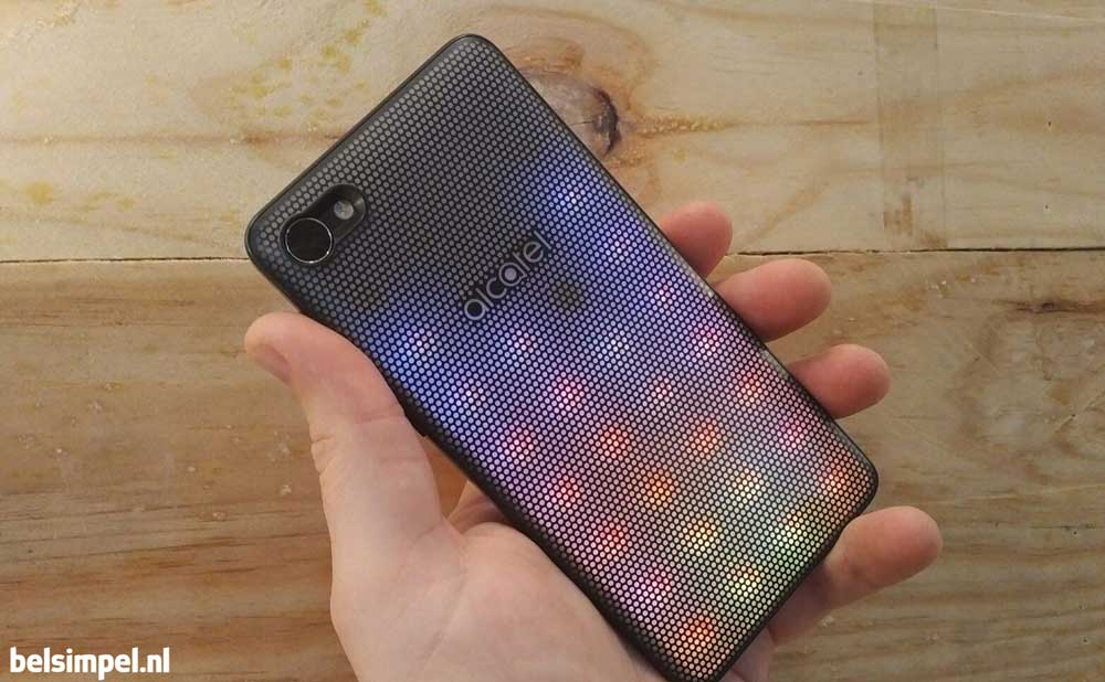 Hands-on, de Alcatel A3 en A5 LED: flashy en handig