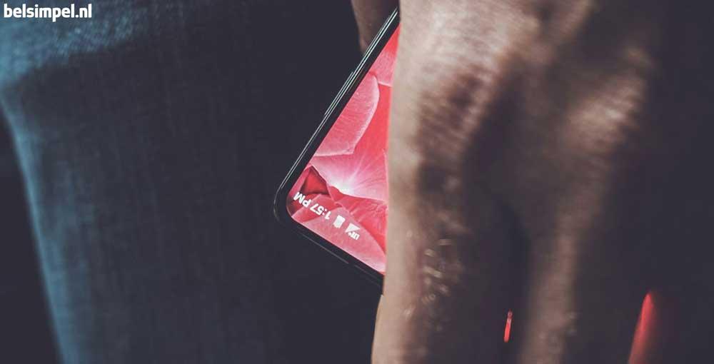 Een sneak peek van de Andy Rubin-smartphone!