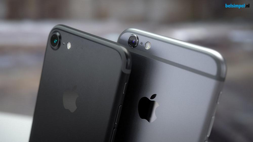 Gerucht: nieuwe kleuren voor de iPhone 7 en 7 Plus?