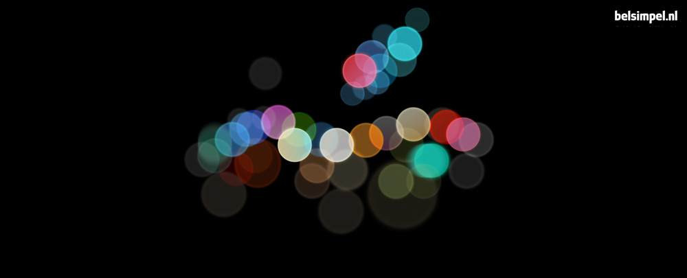Aankondiging nieuwe iPhone 7 op 7 september