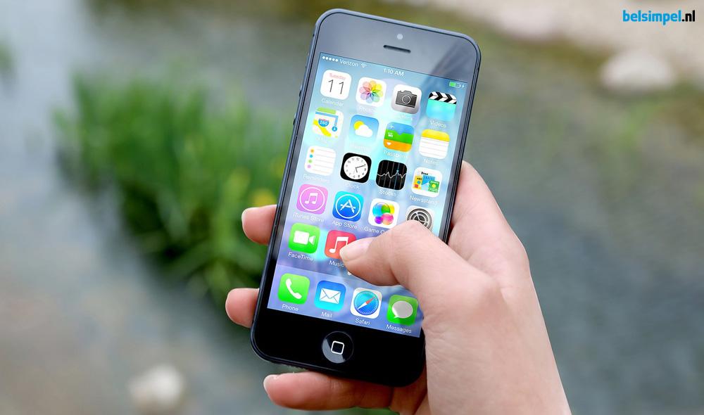 iOS 10: standaard-apps worden onzichtbaar