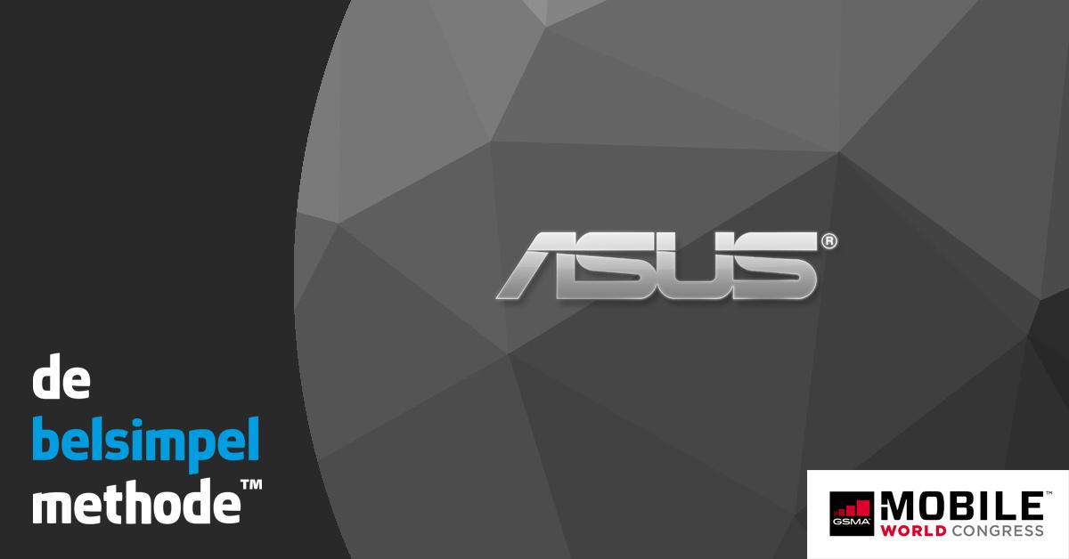 Asus presenteert Zenfone 5, Zenfone 5 Lite Zenfone 5Z en Zenfone Max (M1)