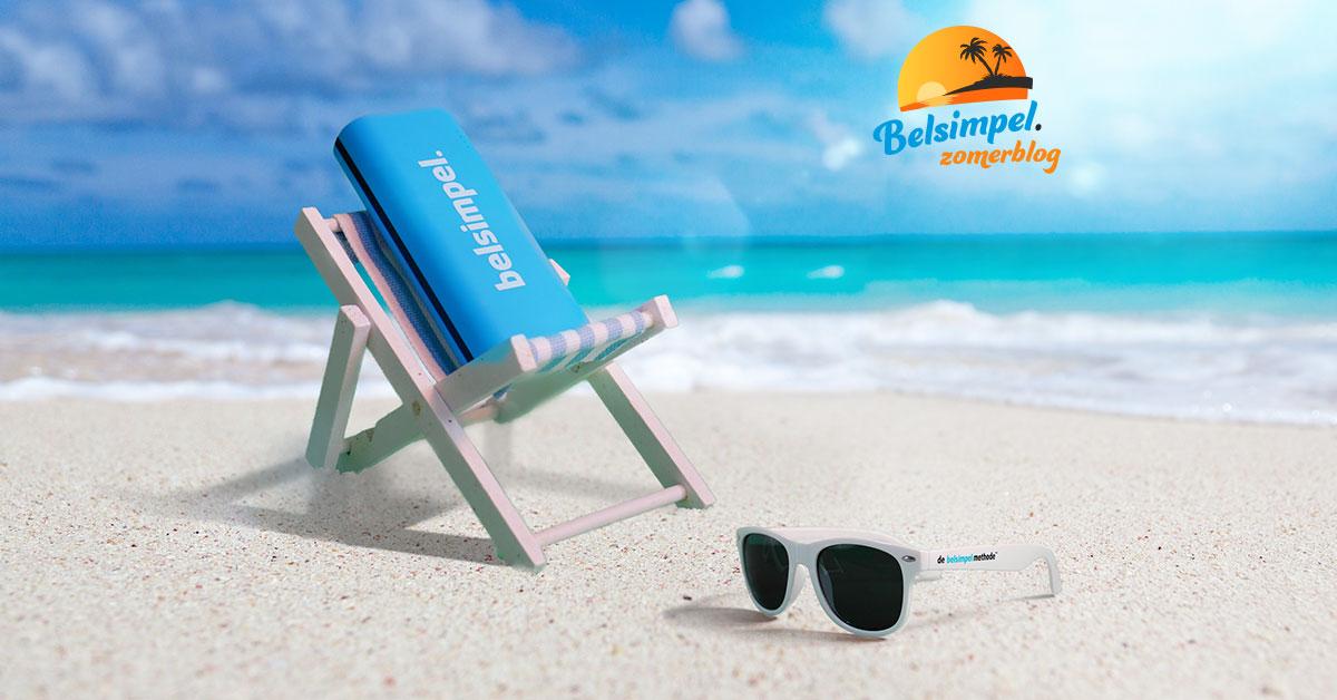 Belsimpel Zomerblog: Bewerk je vakantiefoto's als een pro, gewoon met je smartphone
