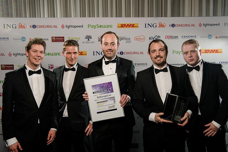 Belsimpel.nl wint Publieksprijs voor beste webwinkel van Nederland!