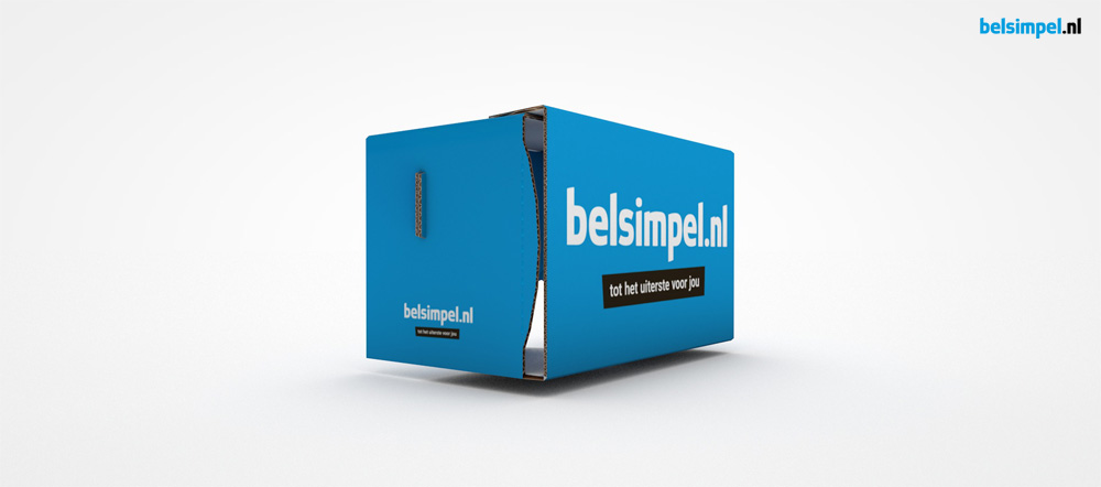Stap in de wereld van 3D met de Belsimpel.nl VR-bril!