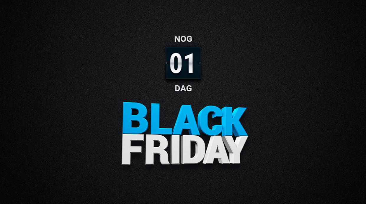 Black Friday-weekend bij Belsimpel.nl!