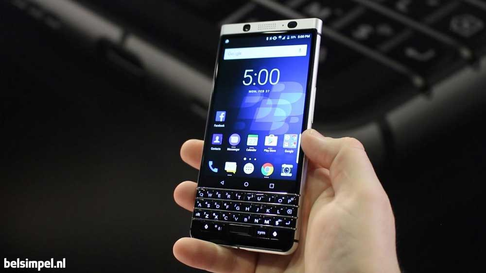 Hands-on BlackBerry KEYone: alleskunner in premium behuizing met fysiek toetsenbord