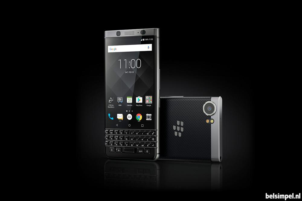BlackBerry kondigt nieuwe smartphone aan tijdens MWC 2017