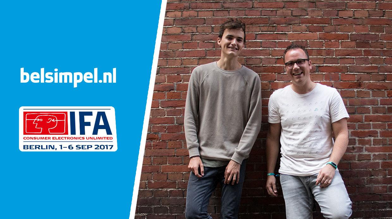 IFA 2017 - Alles op een rijtje