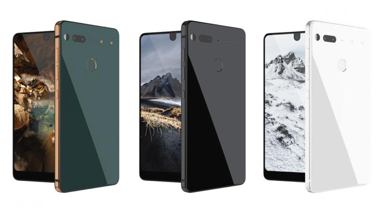 De zeer innovatieve Essential Phone is gepresenteerd!