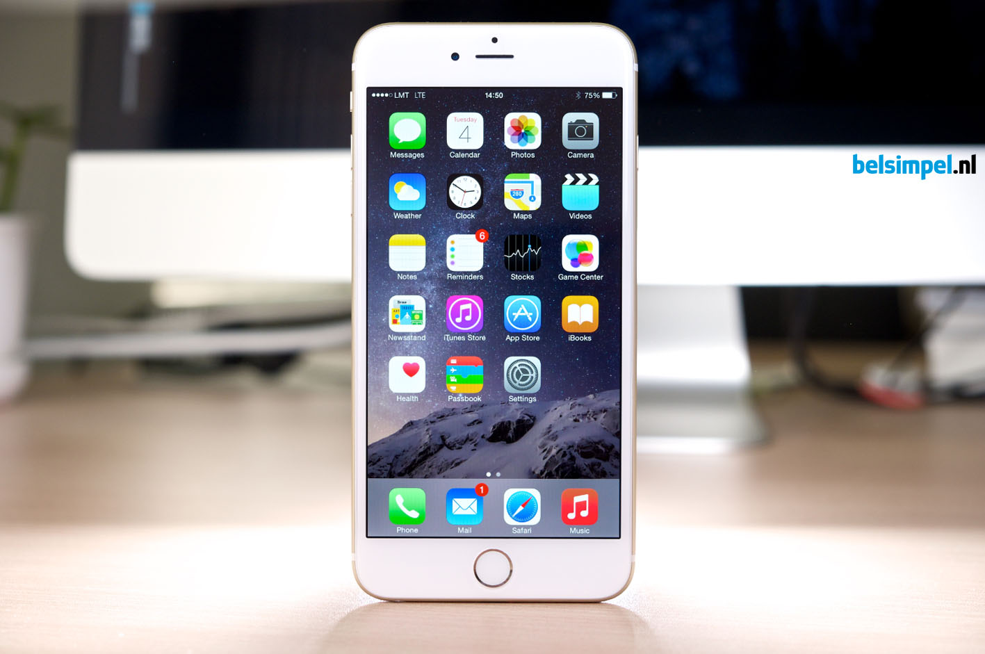 Gerucht: Apple iPhone 6S en 6S Plus iets dikker