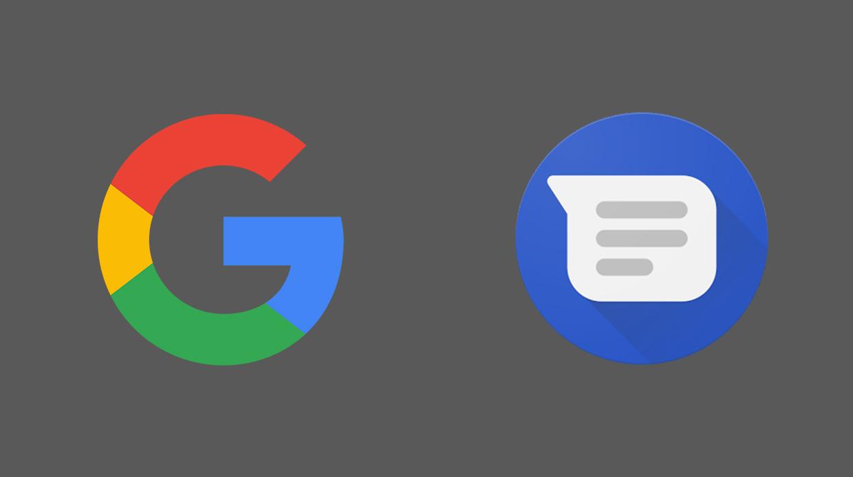Verdrijft Google WhatsApp en SMS naar de achtergrond?
