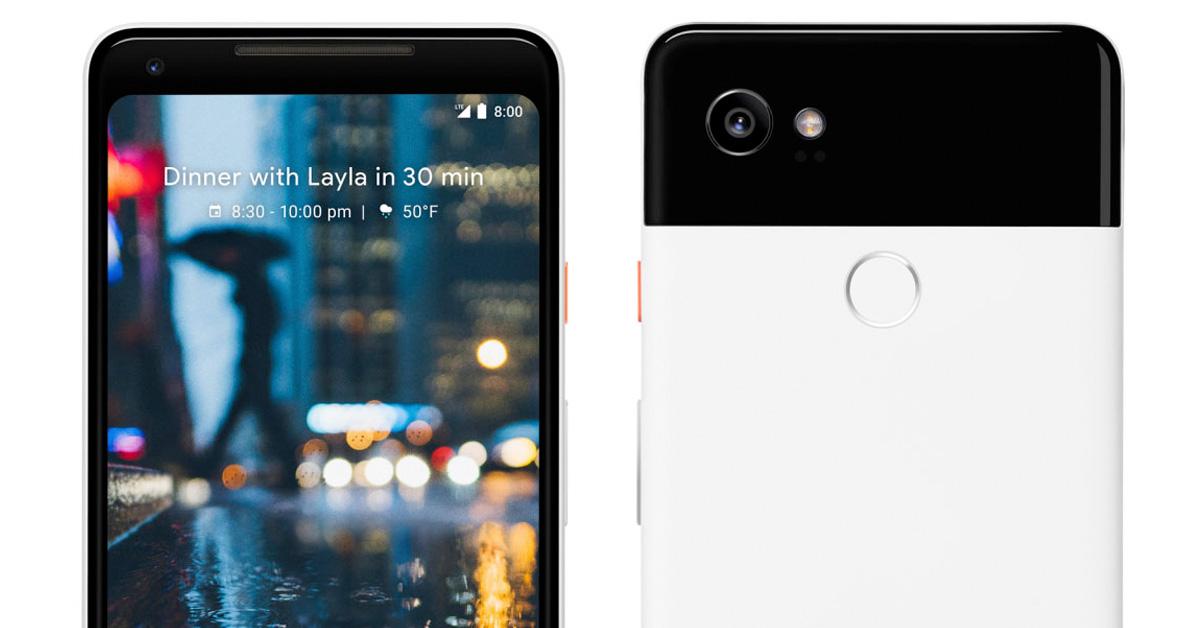 Google Pixel 3 en 3 XL komen waarschijnlijk op 4 oktober