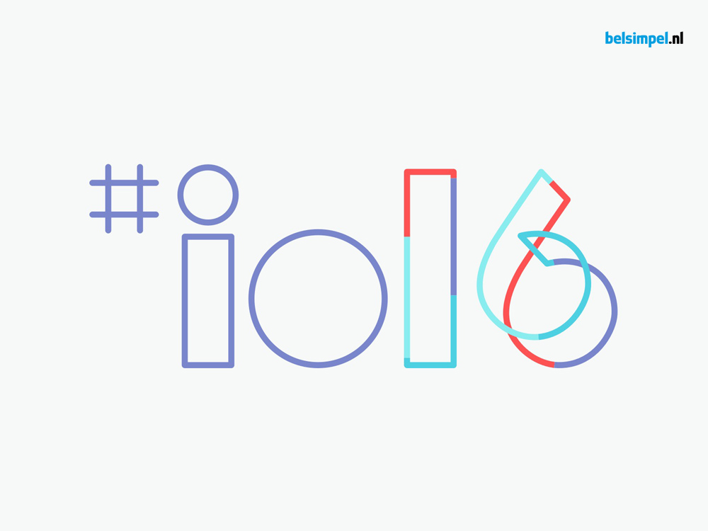 Morgen: het Google I/O event!