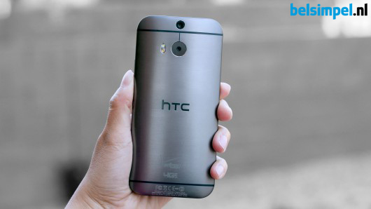 HTC vervangt HTC One M8 door HTC One M8s