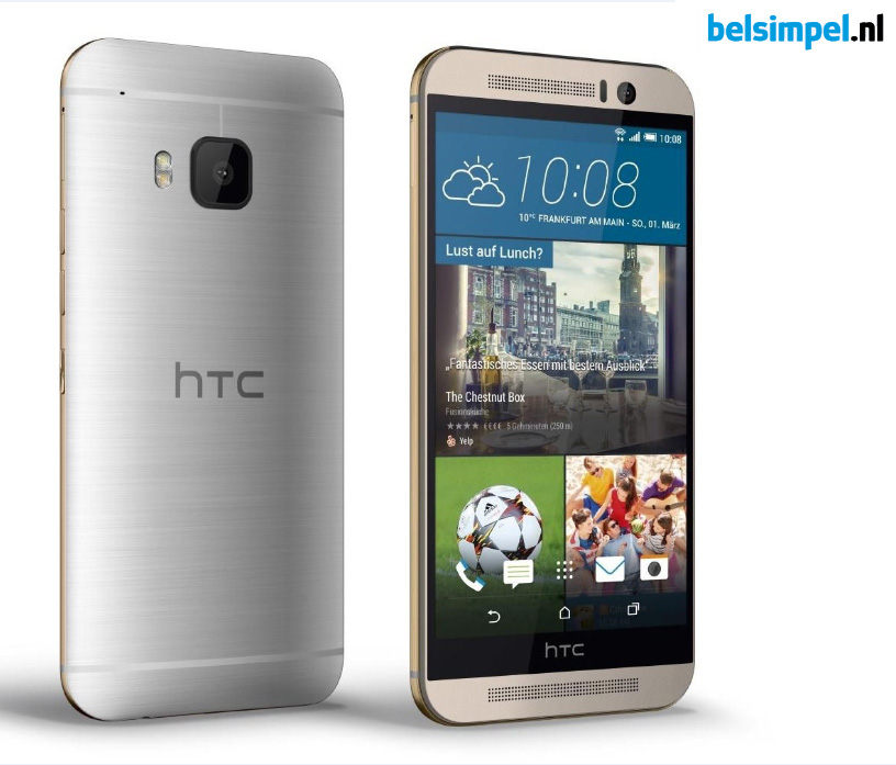 HTC introduceert HTC One M9